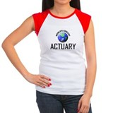 World's Coolest ACTUARY Tee