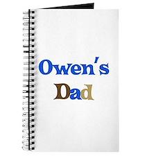 Owen's Dad Journal