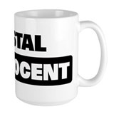 CRISTAL is innocent Ceramic Mugs