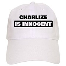 CHARLIZE is innocent Baseball Cap