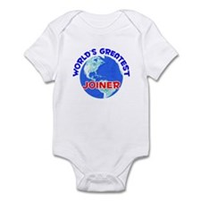 World's Greatest Joiner (E) Infant Bodysuit