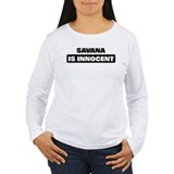 SAVANA is innocent T-Shirt