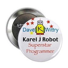 Sample Custom Karel J Robot Button