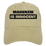 MAKENZIE is innocent Cap