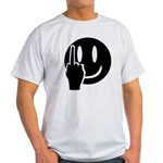 Smilie Face Finger Light T-Shirt