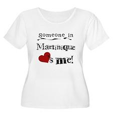 Martinique Loves Me T-Shirt