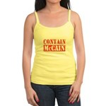 CONTAIN MCCAIN Jr. Spaghetti Tank