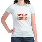CONTAIN MCCAIN Jr. Ringer T-Shirt