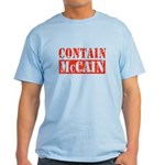CONTAIN MCCAIN Light T-Shirt