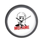 McLame Wall Clock