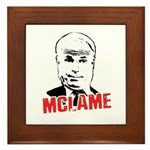McLame Framed Tile