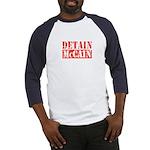 DETAIN MCCAIN Baseball Jersey