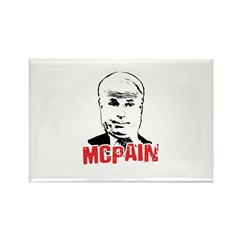 McPain Rectangle Magnet