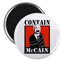 "Contain McCain 2.25"" Magnet (10 pack)"