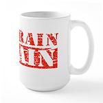 RESTRAIN MCCAIN Large Mug