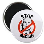 STOP MCCAIN Magnet