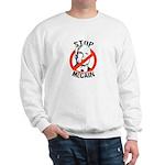 STOP MCCAIN Sweatshirt