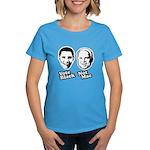 Vote Black. Not Mac. Women's Dark T-Shirt