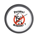 President McAncient ? Wall Clock