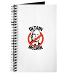 Anti-McCain: Detain McCain Journal