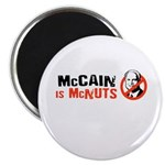 McCain is McNuts Magnet
