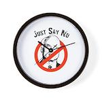 Anti-McCain: Just say no Wall Clock