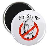 Anti-McCain: Just say no Magnet