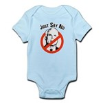 Anti-McCain: Just say no Infant Bodysuit