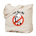 Anti-McCain: Just say no Tote Bag