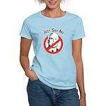 Anti-McCain: Just say no Women's Light T-Shirt