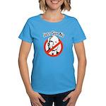 Anti-McCain: Just say no Women's Dark T-Shirt