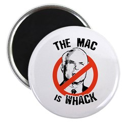 Anti-McCain: The Mac is whack Magnet