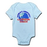World's Greatest Lacro.. (E) Infant Bodysuit