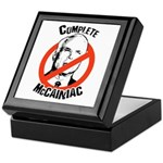 Anti-McCain: Complete McCainiac Keepsake Box