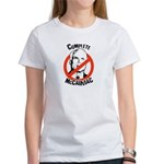 Anti-McCain: Complete McCainiac Women's T-Shirt