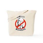 Anti-McCain: Complete McCainiac Tote Bag
