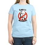 Anti-McCain: Complete McCainiac Women's Light T-Sh