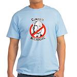 Anti-McCain: Complete McCainiac Light T-Shirt