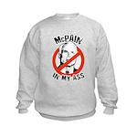 McPain in my ass Kids Sweatshirt