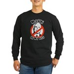 McPain in my ass Long Sleeve Dark T-Shirt