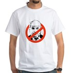ANTI-MCCAIN White T-Shirt