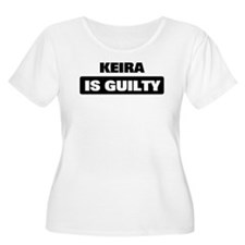KEIRA is guilty T-Shirt