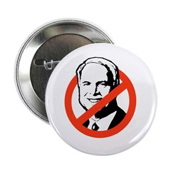 "ANTI-MCCAIN 2.25"" Button (100 pack)"