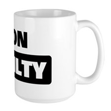 TYSON is guilty Mug