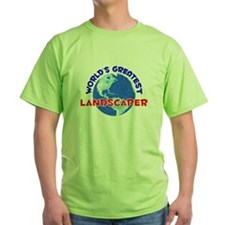 World's Greatest Lands.. (E) T-Shirt