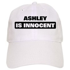 ASHLEY is innocent Baseball Cap