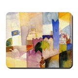 Cairo Scene by Franz Marc Mousepad