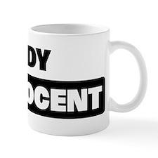 ANDY is innocent Mug
