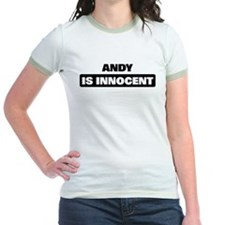 ANDY is innocent T