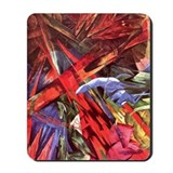 Animal Fates by Franz Marc Mousepad